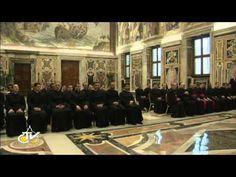 El Papa Francisco a los futuros nuncios: no tengan ambicione
