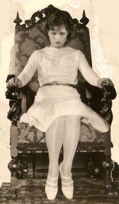 "Clara Bow. The original ""IT"" girl."