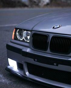 BMW E36 M3 grey