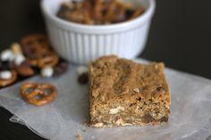Trail Mix Cookie Bars Recipe