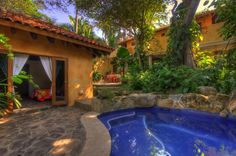 Casa Don Juan for Rent in Punta el Custodio, Platanitos, Riviera Nayarit, Mexico, 2 hours north of Puerto Vallarta
