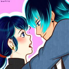 Well......marinette is already in a love square soo....