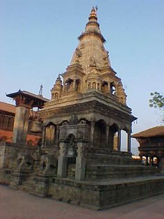 Bhaktapur - thousands of years ago, this was a city...on the Silk Road.