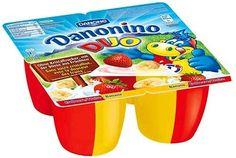 Danone Danonino Duo Kid Yogurt