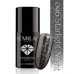 Ημιμόνιμο μανό Semilac - 096 Starlight Night 7ml - Semilac | Προϊόντα Μανικιούρ - Πεντικιούρ Semilac & Ημιμόνιμα.