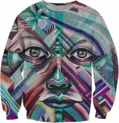 Check out my new product https://www.rageon.com/products/abstract-modern-art-fox-woman-1 on RageOn!