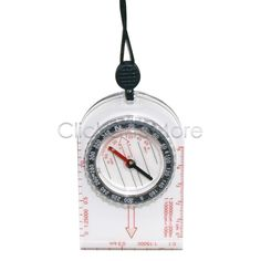 Hiking Camping Base Plate Compass Ruler Map Scale .Nerver Lost in anywhere !