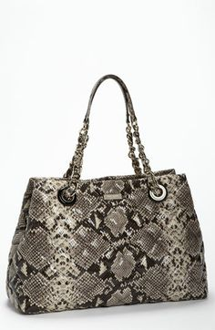 Kate Spade New York 'Gold Coast - Maryanne' Quilted Shopper -- I rec'd in a teal, I think.  Was $498 now $298.