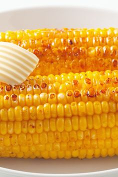 Easy Cajun Grilled Corn #recipe