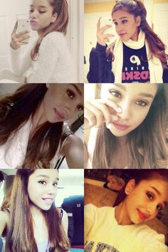 Jacky Vasquez The official look alike of ariana. I love her so much. Follow her on instagram  jackyvasquez