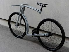 Viks, an urban bicycle company operating under Estonian designer Indrek Narusk - The Anniveloversary bike