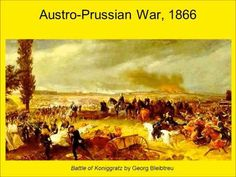 A  reliable and well-detailed 30 minute lecture on the period of German unification from 1806-1871.