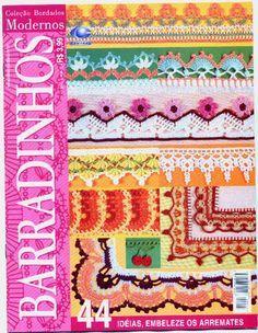Puntillas revista brasilera