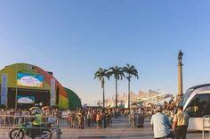 Boulevard olímpico  #riodejaneiro#rio2016