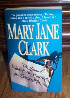 **NEW** DO YOU WANT TO KNOW A SECRET by Mary Jane Clark PB Book *~ Combine Shipping For Only $1 ~ @Listia.com
