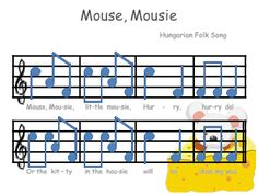 Mouse, Mousie - a great lesson on teaching do in Solfege.  She offers her visuals and game for free!  Grab it now!
