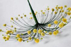 Todays most influential Floral Designers - Flowers Across Melbourne Deco Floral, Arte Floral, Yellow Centerpieces, Botanical Art, Ikebana, Flower Decorations, Flower Designs, Flower Art, Flower Power