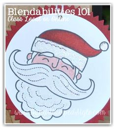 Blendabilities 101 Class with http://www.HandStampedStyle.com learn the IN'S and OUTS of this FAB product in the local or online class.  You will feel like a pro!