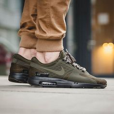 "d5b8cdeafc6bc Sneaker Freaker on Instagram  ""The Nike Air Max Zero  Dark Loden"