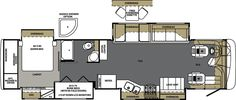 390BH Berkshire Floorplan