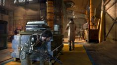 Deus Ex: Mankind Divided'den yeni görseller
