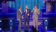 Tribute Band A - The Rat Pack