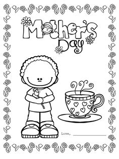 Print Off a Free Grandparents Day Coloring Page: Free