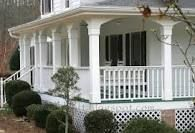 amerikansk veranda - Sök på Google New England, Pergola, Exterior, Outdoor Structures, Windows, Outdoor Decor, Home Decor, Gardening, Google
