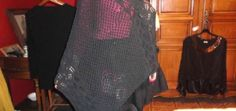 Tricot châle - La Grenouille Tricote