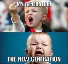 #TalkinBoutMyGeneration STOP the #pussification of America!