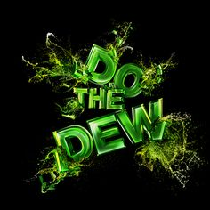 Do the DEW on Behance