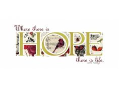 Fine Art Prints For Sale  Hope and Life  ArtsyHome