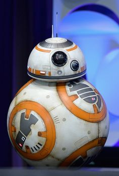 Meet BB-8, the new Star Wars rolling droid coming to a Christmas stocking near   you