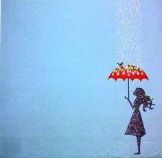 Girl,with,umbrella,girl,umbrella,bird,drawing,rain-32f9a1456186c5dcb6fa090cdc7d9895_h_large