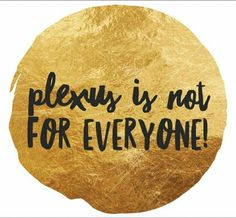 Give it a try, what do you have to lose, when plexus has a money back guarantee #TryIt