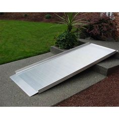 How to build a wheelchair ramp over stairs google search for Handicapped homes for sale