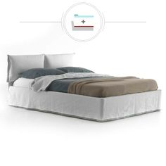 Iorca Chic bed w box easy up
