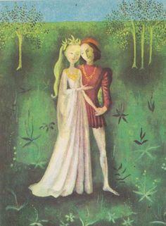 My Illustration Archive Viera ŽilInčanová Grimm, Illustration, Archive, Painting, Inspiration, Art, Biblical Inspiration, Art Background, Painting Art