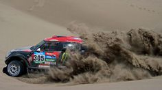 Chile withdraws from 2016 Dakar Rally