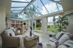Gable Conservatories In Hampshire, Get A Free Quote Now! | Wessex Windows