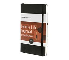 Moleskine Passions Home Life Journal - Moleskine United States