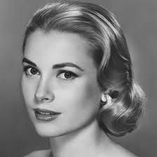 Grace Kelly - old school hollywood glamour and the queen of the chignon. Need help with any aspects of wedding planning and styling? Visit www.rosetintmywedding.co.uk #weddinghair