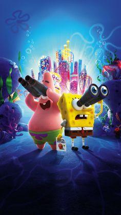The SpongeBob Movie: Sponge on the Run, 2020 movie, 2160x3840 wallpaper