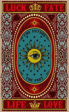 red tarot - Google Search