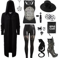 Top Gothic Fashion Tips To Keep You In Style. As trends change, and you age, be willing to alter your style so that you can always look your best. Consistently using good gothic fashion sense can help Fashion Mode, Dark Fashion, Gothic Fashion, Lolita Fashion, Emo Fashion, Street Fashion, Punk Outfits, Gothic Outfits, Fashion Outfits