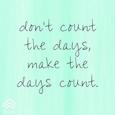 Words of wisdom from the great Muhammad Ali #makeitcount #hustle