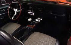 1969 CAMARO RS/SS 396