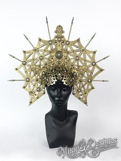 Gold Crown Headdress
