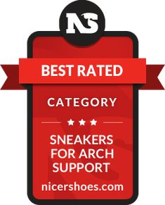 70d79b966dd954 10 Best Sneakers for Arch Support Reviewed   Rated in 2018