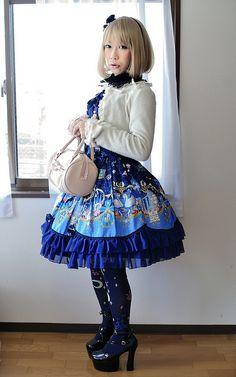 Blue Sweet Lolita